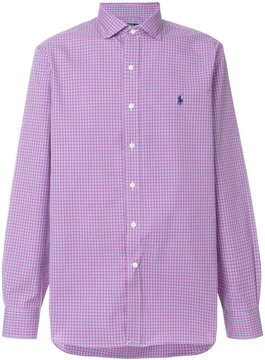 Polo Ralph Lauren checked classic shirt