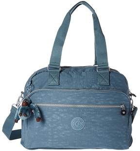 Kipling New Weekend Bag Bags - BLUE BIRD - STYLE