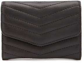 Forever 21 Quilted Envelope Coin Purse