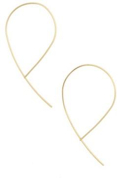 BaubleBar Women's Arie Threader Earrings
