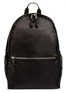 Mossimo Supply Co. Women's Nylon Backpack Handbag - Mossimo Supply Co. Black