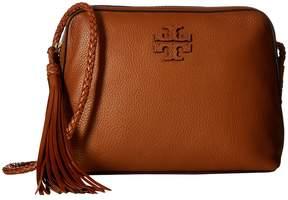 Tory Burch Taylor Camera Bag Bags - SADDLE - STYLE