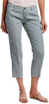 Ecru Linen Pant