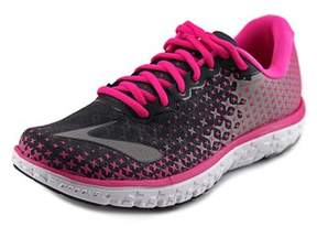 Brooks Pureflow 5 Women Round Toe Canvas Multi Color Running Shoe.