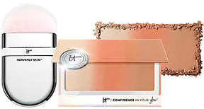 It Cosmetics Confidence In Your Glow Blushing Bronzer A-D