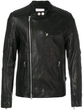 Pierre Balmain moto jacket