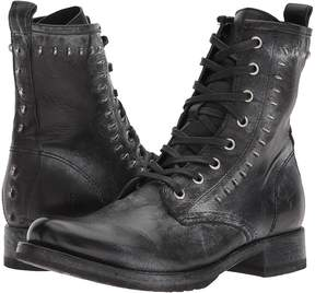 Frye Veronica Rebel Combat Women's Lace-up Boots