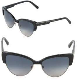 Vera Wang 57MM Butterfly Sunglasses