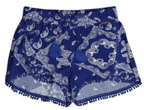 GUESS Paisley Shorts (7-16)