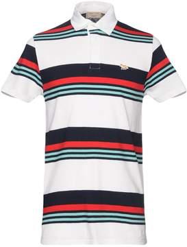 MAISON KITSUNÉ Polo shirts