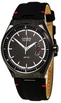Citizen CTO AW1135-01E Black Dial Watch