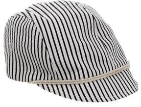Eugenia Kim Striped Woven Hat