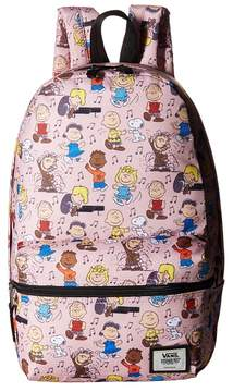 Vans Calico Backpack x Peanuts Collaboration Backpack Bags