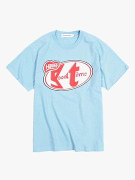 Have A Good Time Have a Break Tee - Light Blue