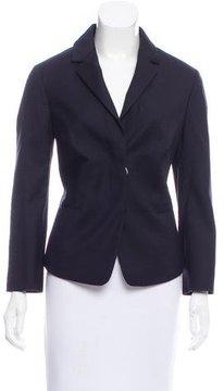 Calvin Klein Collection Wool Notch-Lapel Blazer w/ Tags