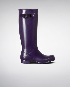 Hunter Women's Norris Field Gloss Rain Boots