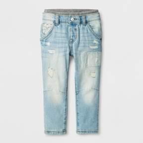 Osh Kosh Genuine Kids from OshKosh Toddler Boys' Genuine Kids® from OshKosh Skinny Jeans with Rib Waist - Blue