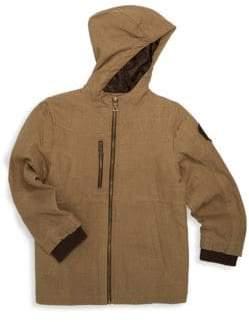Urban Republic Little Boy's Cotton Hooded Jacket