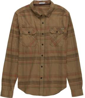 Gramicci Knock On My Door Cord Plaid Button-Up Shirt