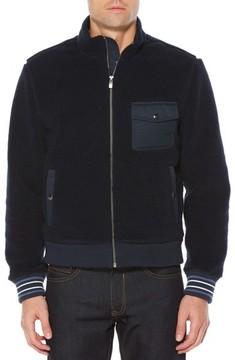 Original Penguin Men's Fleece Bomber Jacket