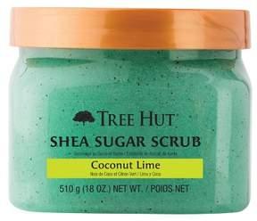Tree Hut Coconut Lime Shea Sugar Scrub 18 oz