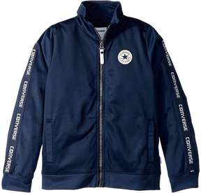 Converse Warmup Wordmark Jacket Boy's Coat