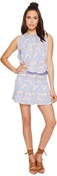 Bishop + Young Laguna Smocked Dress Women's Dress