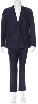 Dries Van Noten Notch-Lapel Two-Button Suit