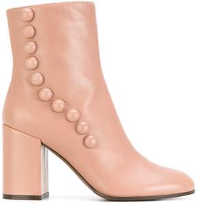 L'Autre Chose button embellished boots