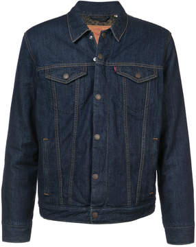 Levi's padded denim jacket