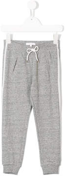 Chloé Kids side stripe track pants