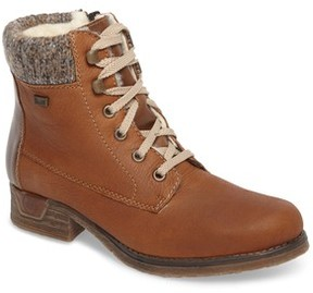 Rieker Antistress Women's Fee 02 Lace-Up Boot