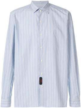 Piombo Mp Massimo striped shirt