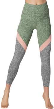 Beyond Yoga Tri-Panel Spacedye High Waisted Midi Legging - Women's