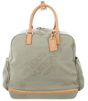 Louis Vuitton Damier Geant Aventurier Polaire Bag