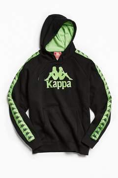 Kappa Echo Stripe Logo Hoodie Sweatshirt
