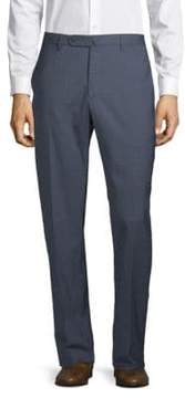 Incotex Textured Regular-Fit Trousers