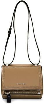 Givenchy Beige Mini Pandora Box Bag