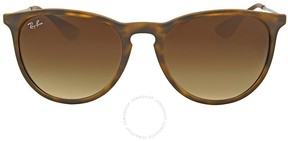 Ray-Ban Erika Brown Gradient Sunglasses RB4171 865/13