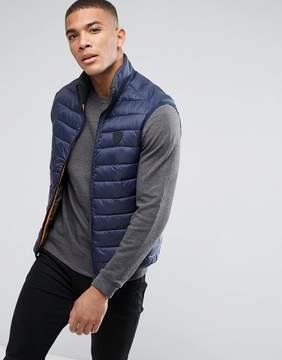 Solid Lightweight Padded Vest