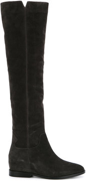 Ash calf length boots