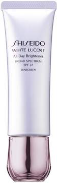 Shiseido White Lucent All Day Brightener Broad Spectrum SPF 22