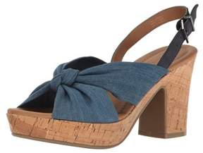 Kenneth Cole Tole Booth Ankle Strap Sandals.