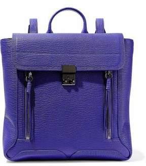 3.1 Phillip Lim Pashli Textured-Leather Backpack