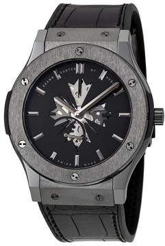 Hublot Classic Fusion Shawn Carter Black Dial Men's Watch