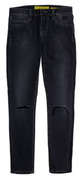 GUESS Boy's Regular-Fit Slashed-Knee Jeans (7-18)
