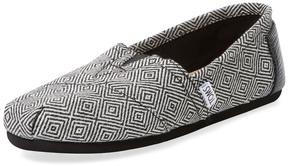 Toms Women's Alpargata Wool Slip-On