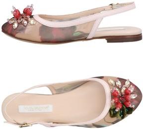 Dolce & Gabbana Ballet flats