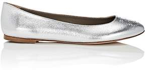 Anya Hindmarch WOMEN'S WINK LEATHER FLATS