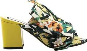 No.21 No. 21 NO. 21 Palms Bow Heeled Sandal (Women's)